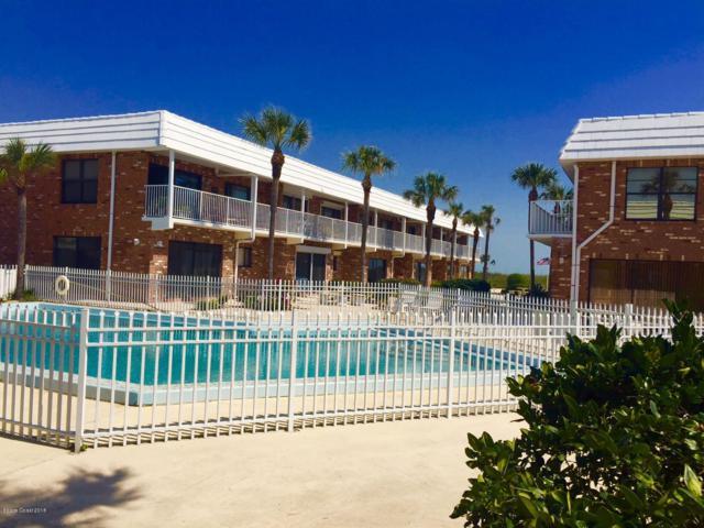 5000 Ocean Beach Boulevard #1, Cocoa Beach, FL 32931 (MLS #808244) :: Pamela Myers Realty