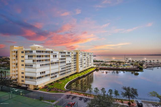 134 Starboard Lane #106, Merritt Island, FL 32953 (MLS #808775) :: Premium Properties Real Estate Services