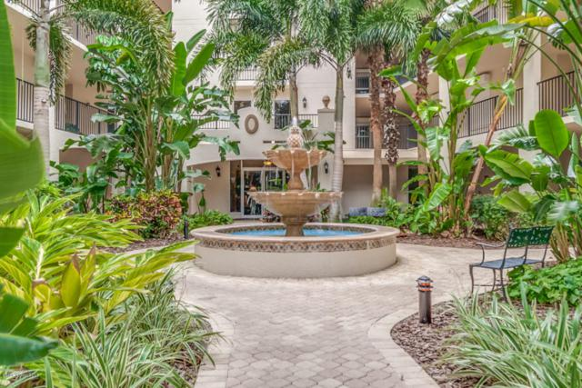 425 Pierce Avenue #501, Cape Canaveral, FL 32920 (MLS #808839) :: Better Homes and Gardens Real Estate Star