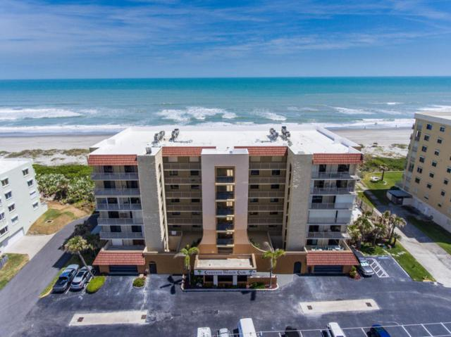 3115 S Atlantic Avenue #503, Cocoa Beach, FL 32931 (MLS #809651) :: Premium Properties Real Estate Services