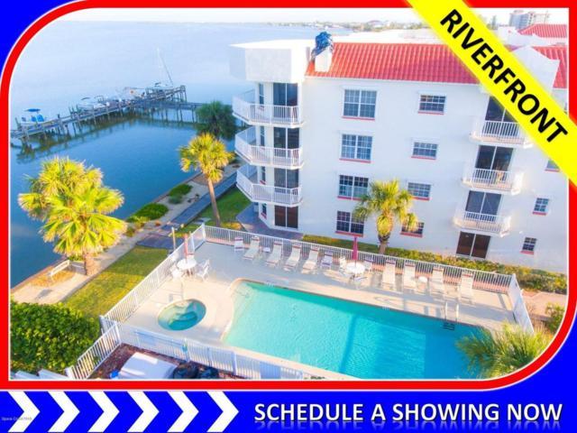3360 S Atlantic Avenue #304, Cocoa Beach, FL 32931 (MLS #809823) :: Premium Properties Real Estate Services