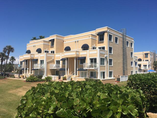 8600 Ridgewood Avenue #3310, Cape Canaveral, FL 32920 (MLS #809850) :: Premium Properties Real Estate Services