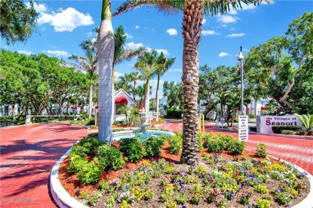 500 Beach Park Lane #209, Cape Canaveral, FL 32920 (MLS #810069) :: Premium Properties Real Estate Services