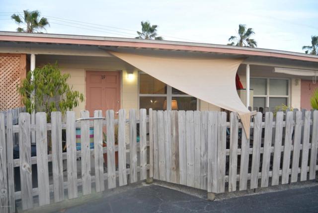 490 S Orlando Avenue #19, Cocoa Beach, FL 32931 (MLS #810166) :: Premium Properties Real Estate Services