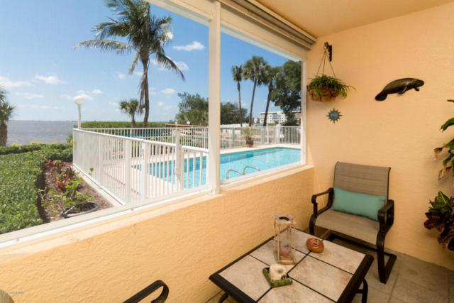 191 Seminole Lane #101, Cocoa Beach, FL 32931 (MLS #810814) :: Better Homes and Gardens Real Estate Star