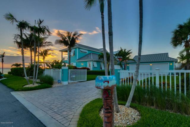 108 28th Street, Cocoa Beach, FL 32931 (MLS #811338) :: Premium Properties Real Estate Services
