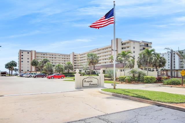 1830 N Atlantic Avenue #207, Cocoa Beach, FL 32931 (MLS #812108) :: Platinum Group / Keller Williams Realty