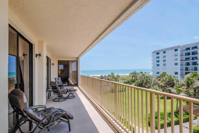 750 N Atlantic Avenue #409, Cocoa Beach, FL 32931 (MLS #812125) :: Premium Properties Real Estate Services