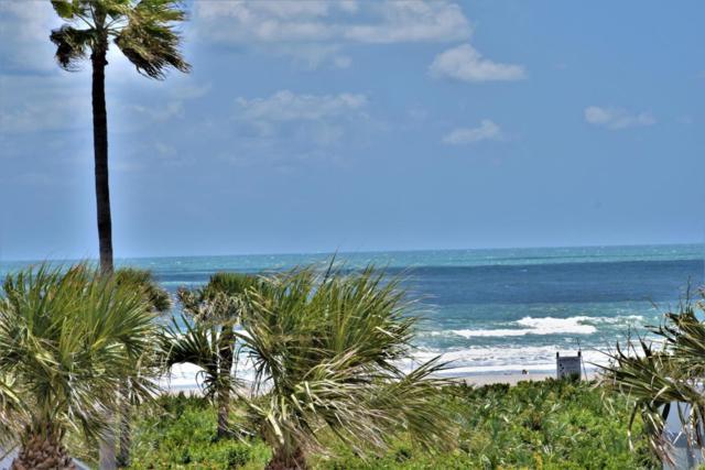 817 Mystic Drive #306, Cape Canaveral, FL 32920 (MLS #812337) :: Pamela Myers Realty