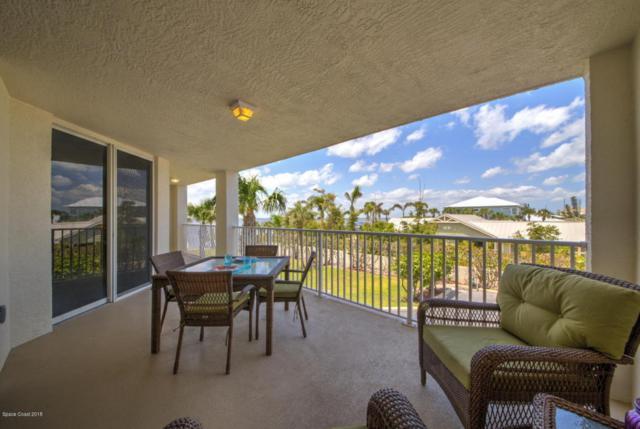 3360 S Atlantic Avenue #212, Cocoa Beach, FL 32931 (MLS #812717) :: Premium Properties Real Estate Services
