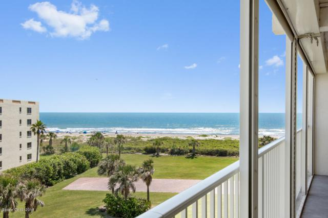840 N Atlantic Avenue C 501, Cocoa Beach, FL 32931 (MLS #813434) :: Better Homes and Gardens Real Estate Star