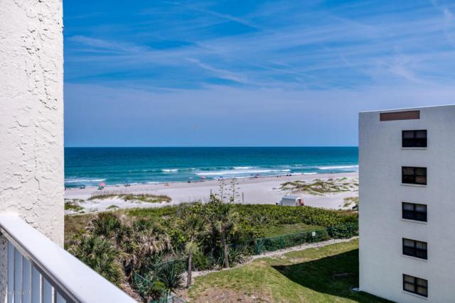1000 N Atlantic Avenue #512, Cocoa Beach, FL 32931 (MLS #813478) :: Premium Properties Real Estate Services