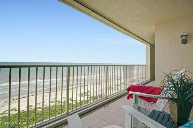 830 N Atlantic Avenue B1503, Cocoa Beach, FL 32931 (MLS #813534) :: Premium Properties Real Estate Services