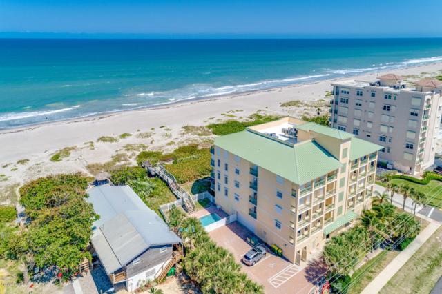 2465 S Atlantic Avenue #202, Cocoa Beach, FL 32931 (MLS #813542) :: Pamela Myers Realty