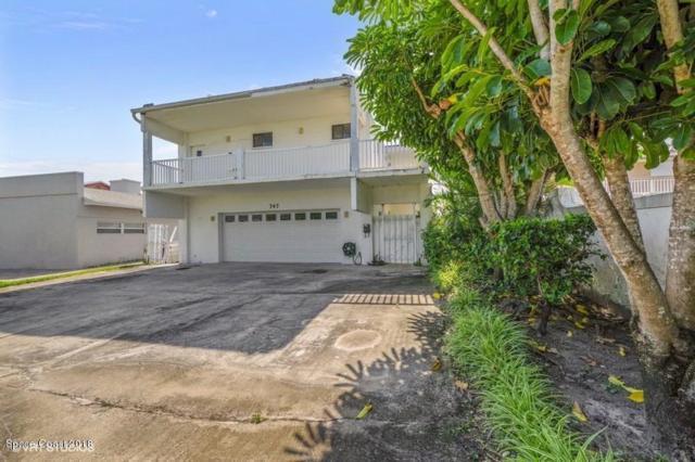 747 S Atlantic Avenue S, Cocoa Beach, FL 32931 (MLS #815165) :: Better Homes and Gardens Real Estate Star