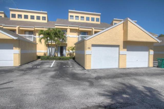 355 Lofts Drive A-6, Melbourne, FL 32940 (MLS #815449) :: Better Homes and Gardens Real Estate Star