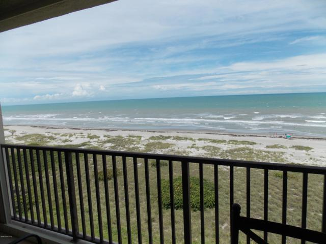 1890 N Atlantic Avenue #802, Cocoa Beach, FL 32931 (MLS #815589) :: Premium Properties Real Estate Services