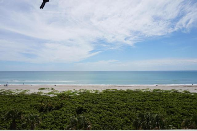 830 N Atlantic Avenue #502, Cocoa Beach, FL 32931 (MLS #815775) :: Premium Properties Real Estate Services