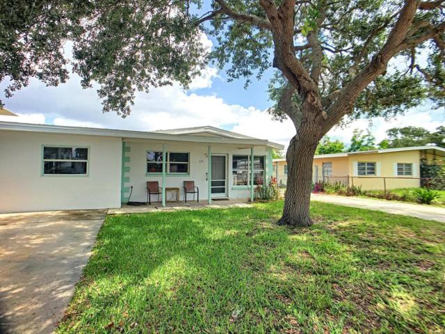 218 Jefferson Avenue, Cape Canaveral, FL 32920 (MLS #817076) :: Better Homes and Gardens Real Estate Star