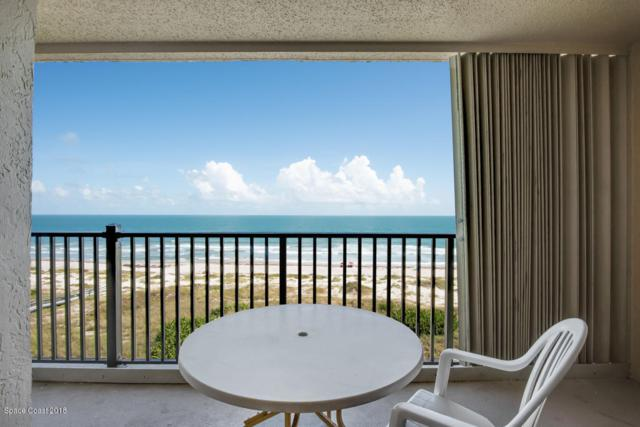 1860 N Atlantic Avenue #705, Cocoa Beach, FL 32931 (MLS #817316) :: Premium Properties Real Estate Services