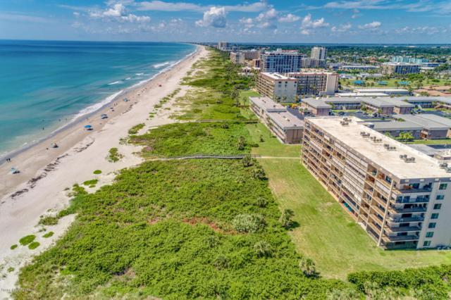 3170 N Atlantic Avenue #608, Cocoa Beach, FL 32931 (MLS #818045) :: Better Homes and Gardens Real Estate Star
