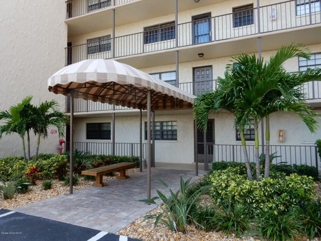 4100 Ocean Beach Boulevard #105, Cocoa Beach, FL 32931 (MLS #818685) :: Platinum Group / Keller Williams Realty