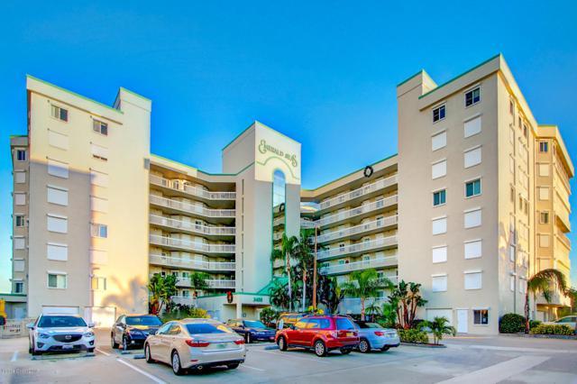 3400 Ocean Beach Boulevard #811, Cocoa Beach, FL 32931 (MLS #819262) :: Pamela Myers Realty