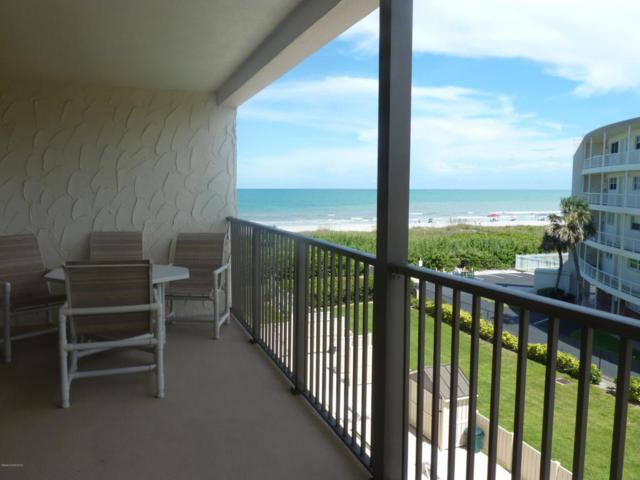 4100 Ocean Beach Boulevard #405, Cocoa Beach, FL 32931 (MLS #819525) :: Better Homes and Gardens Real Estate Star