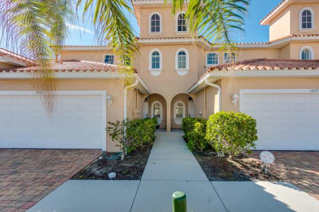 1271 Etruscan Way #110, Indian Harbour Beach, FL 32937 (MLS #819806) :: Premium Properties Real Estate Services
