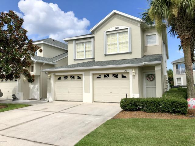 513 Handsome Cab Lane #101, Melbourne, FL 32940 (MLS #820322) :: Blue Marlin Real Estate