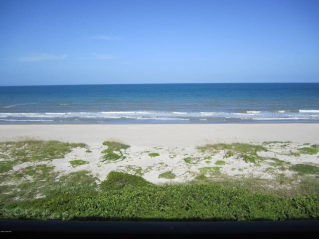 2815 S Atlantic Avenue #505, Cocoa Beach, FL 32931 (MLS #820717) :: Pamela Myers Realty