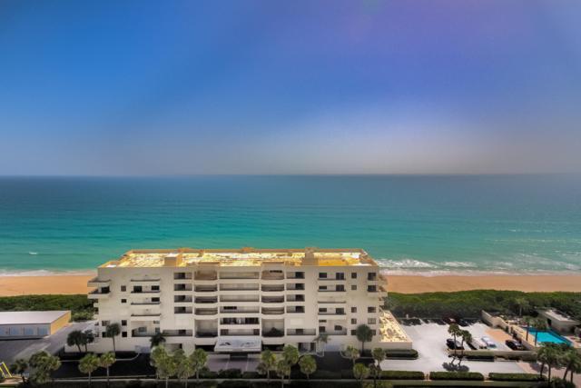 7415 Aquarina Beach Drive #208, Melbourne Beach, FL 32951 (MLS #820787) :: Premium Properties Real Estate Services