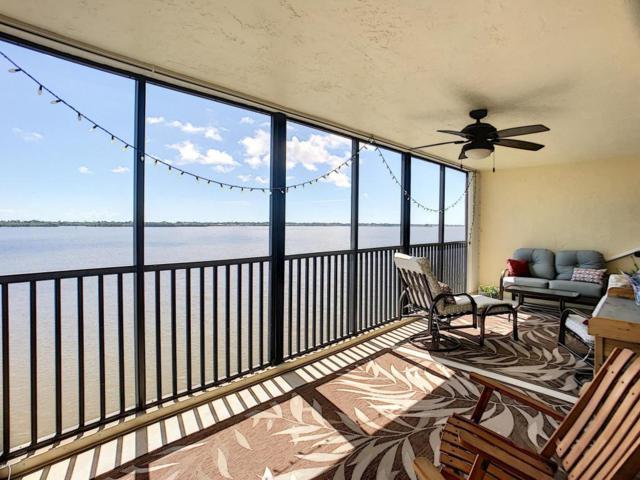 200 S Sykes Creek Parkway #402, Merritt Island, FL 32952 (MLS #820924) :: Better Homes and Gardens Real Estate Star