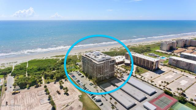 2100 N Atlantic Avenue #405, Cocoa Beach, FL 32931 (MLS #821352) :: Premium Properties Real Estate Services