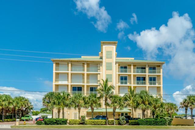 2465 S Atlantic Avenue #402, Cocoa Beach, FL 32931 (MLS #821385) :: Pamela Myers Realty