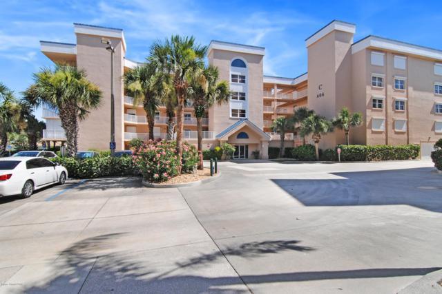 606 Shorewood Drive C303, Cape Canaveral, FL 32920 (MLS #822008) :: Platinum Group / Keller Williams Realty