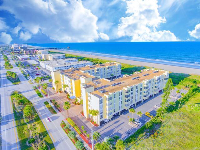 4700 Ocean Beach Boulevard #202, Cocoa Beach, FL 32931 (MLS #822226) :: Pamela Myers Realty