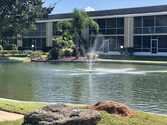 2135 N Courtenay Parkway #229, Merritt Island, FL 32953 (MLS #822240) :: Platinum Group / Keller Williams Realty