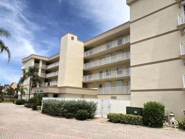 555 Harrison Avenue #201, Cape Canaveral, FL 32920 (MLS #822392) :: Premium Properties Real Estate Services