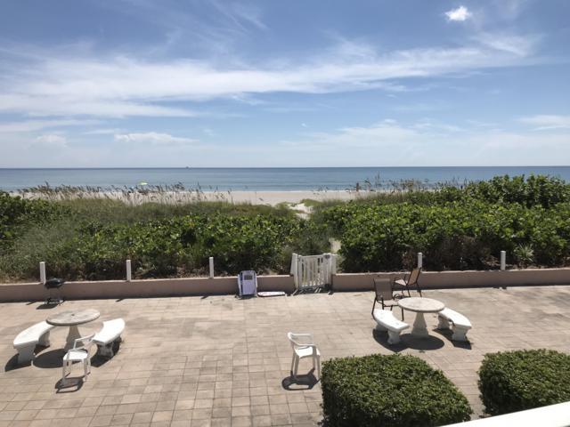 515 Hayes Avenue #22, Cocoa Beach, FL 32931 (MLS #822696) :: Pamela Myers Realty