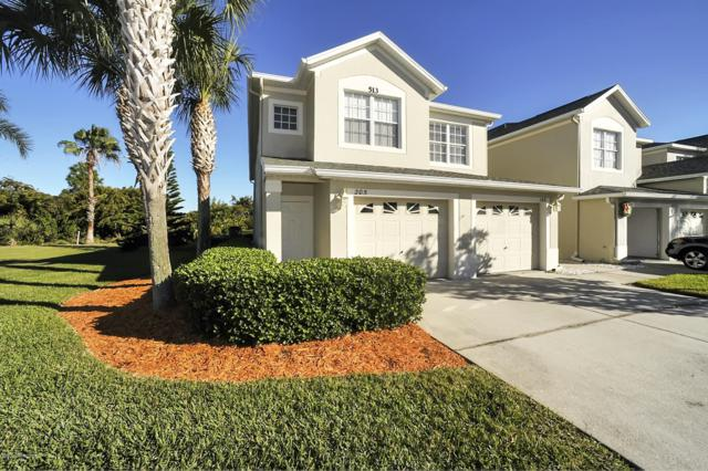 513 Handsome Cab Lane #205, Melbourne, FL 32940 (MLS #822772) :: Platinum Group / Keller Williams Realty