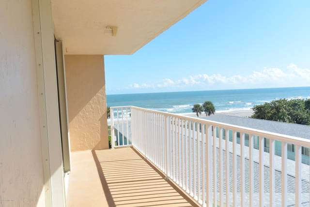1527 S Atlantic Avenue #503, Cocoa Beach, FL 32931 (MLS #823614) :: Premium Properties Real Estate Services