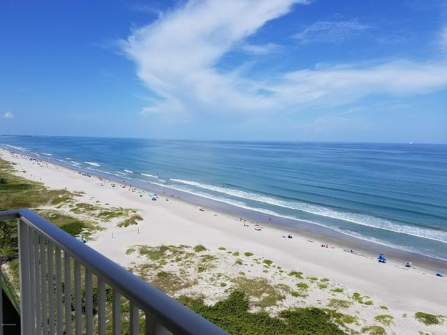 830 N Atlantic Avenue B 1701, Cocoa Beach, FL 32931 (MLS #823994) :: Premium Properties Real Estate Services