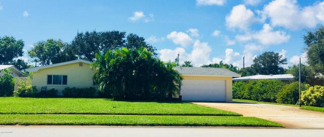 1105 Pine Tree Drive, Indian Harbour Beach, FL 32937 (MLS #824002) :: Pamela Myers Realty