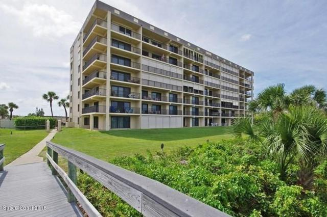 3170 N Atlantic Avenue #410, Cocoa Beach, FL 32931 (MLS #824182) :: Pamela Myers Realty