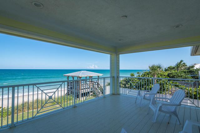 6701 S Highway A1a, Melbourne Beach, FL 32951 (MLS #824835) :: Premium Properties Real Estate Services
