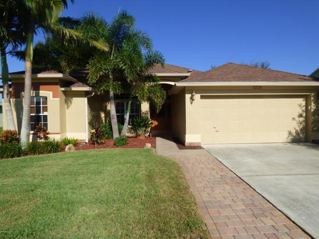 1210 Winding Meadows Road, Rockledge, FL 32955 (MLS #825099) :: Pamela Myers Realty