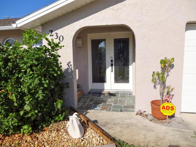 230 Bonnie Court, Satellite Beach, FL 32937 (MLS #825252) :: Pamela Myers Realty