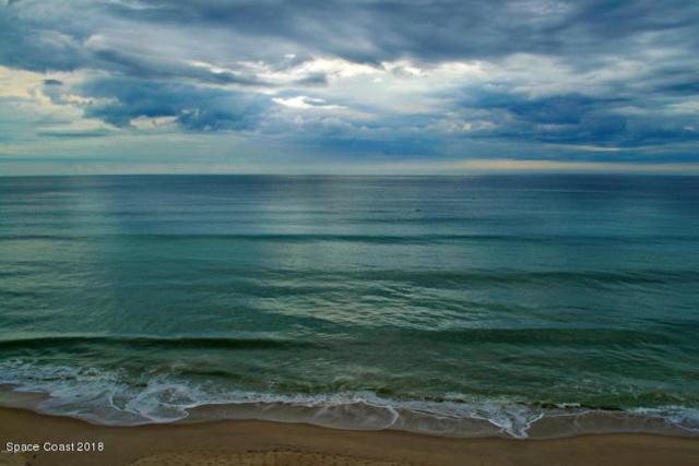 22 Tulip Avenue #309, Cocoa Beach, FL 32931 (MLS #825586) :: Pamela Myers Realty