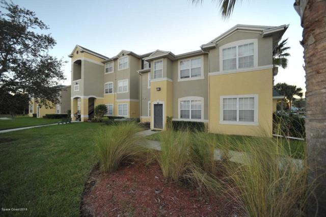 5692 Star Rush Drive #202, Melbourne, FL 32940 (MLS #825866) :: Blue Marlin Real Estate